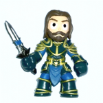 Warcraft Movie FUNKO Mystery Mini LOTHAR w/ ARMOR Vinyl Figure Blizzard Gaming!